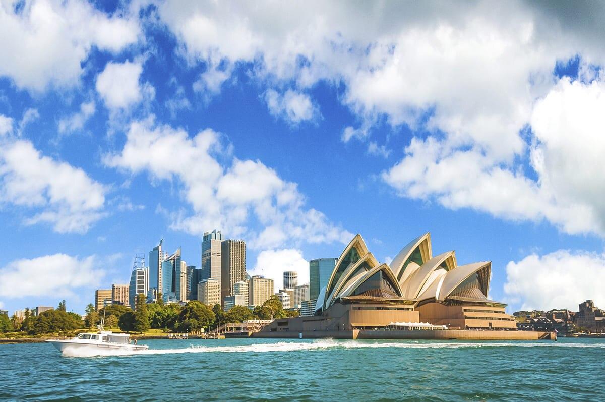 オーストラリア 航空券