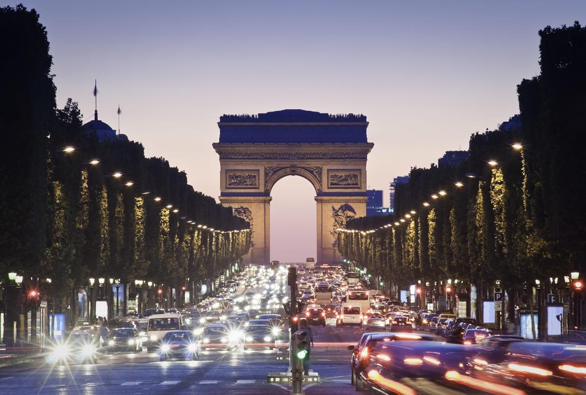 フランス 航空券