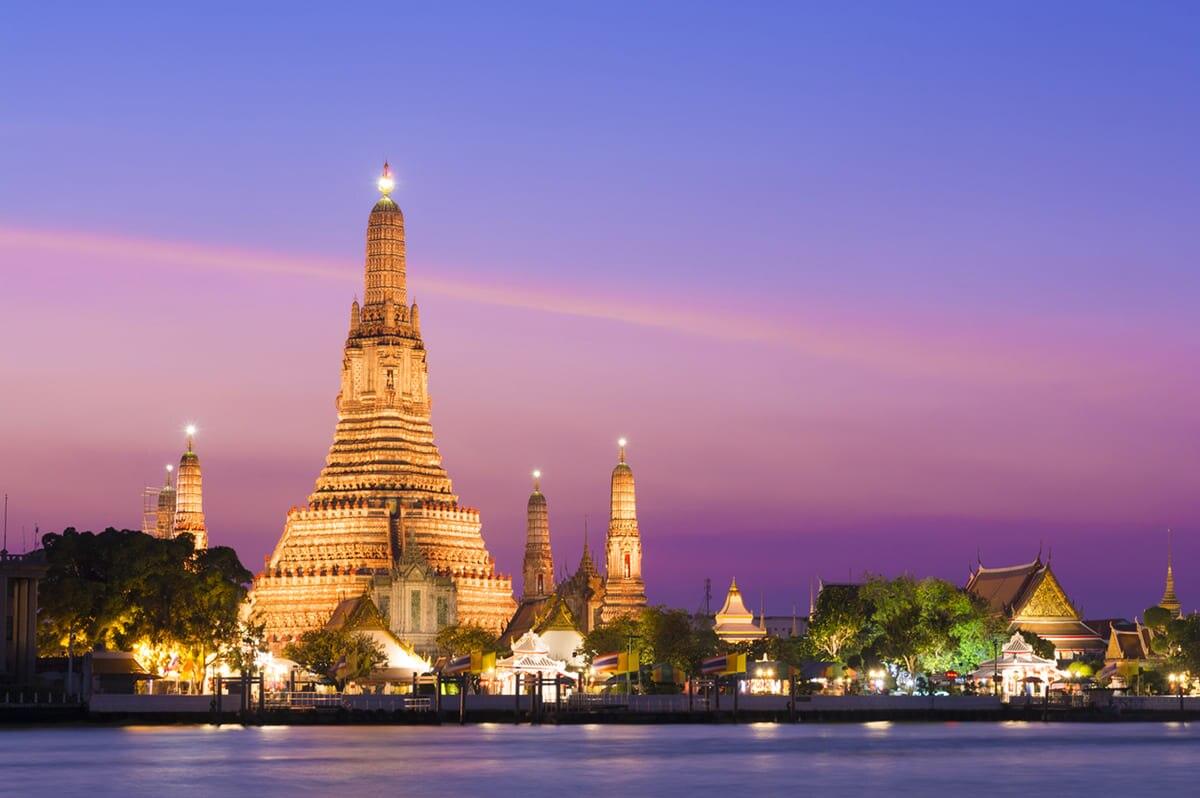 タイ 航空券