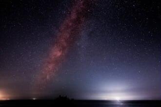 壱岐は夜空が美しい