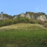 後醍醐天皇が立て籠もった断崖TOP画イメージ