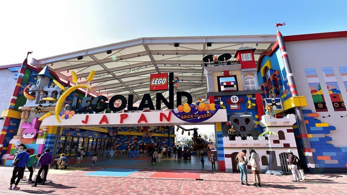 名古屋レゴランド・ジャパン|子供と一緒に大人も楽しむレゴブロックの世界