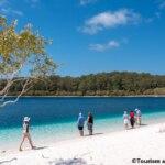 海も美しい世界遺産フレーザー島