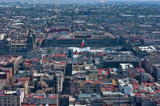 メキシコの玄関口!歴史ある大都市メキシコシティの見どころ9選!