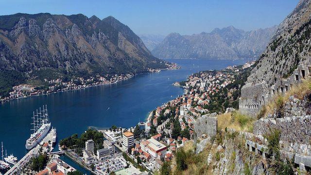 バルカン半島にある小さな国モンテネグロの3つの世界遺産