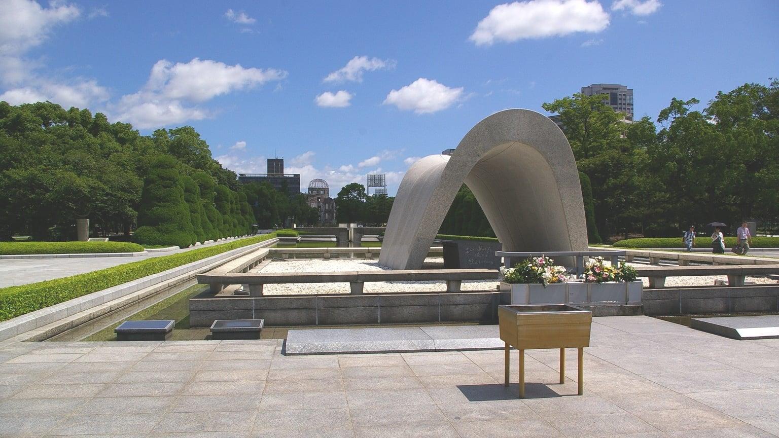 広島観光で絶対に訪れたい「広島平和記念公園」の見どころを紹介