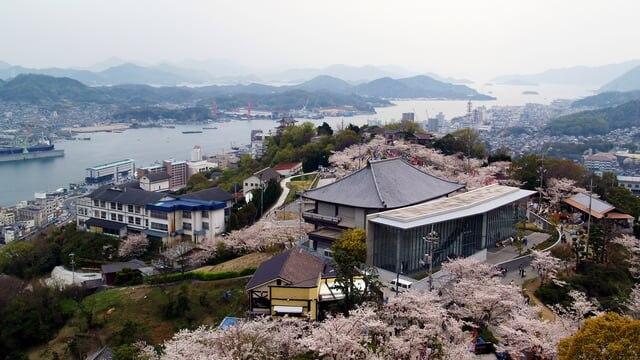 【広島県尾道市】水道の絶景を望む千光寺公園は絶対行くべき広島の名所