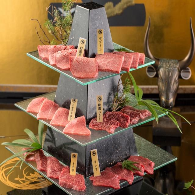 【渋谷駅 徒歩4分】鮮度からこだわった贅沢お肉料理 ≪富士門≫