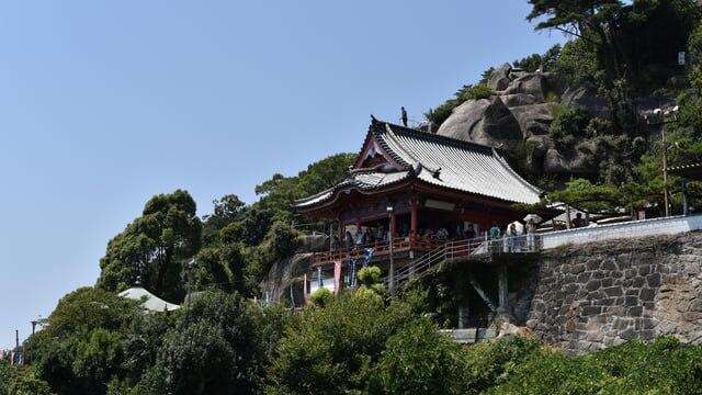千光寺の外観
