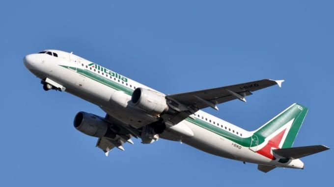 日本に唯一乗り入れているイタリアの航空会社「アリタリア航空」