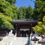 飛騨高山にある桜山八幡宮