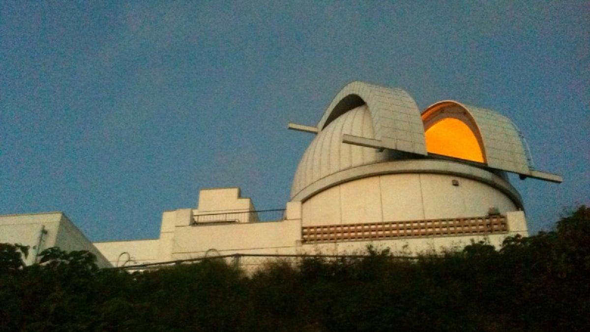 石垣島天文台「むりかぶし望遠鏡」で天体観望。4D2Uシアターも見学無料
