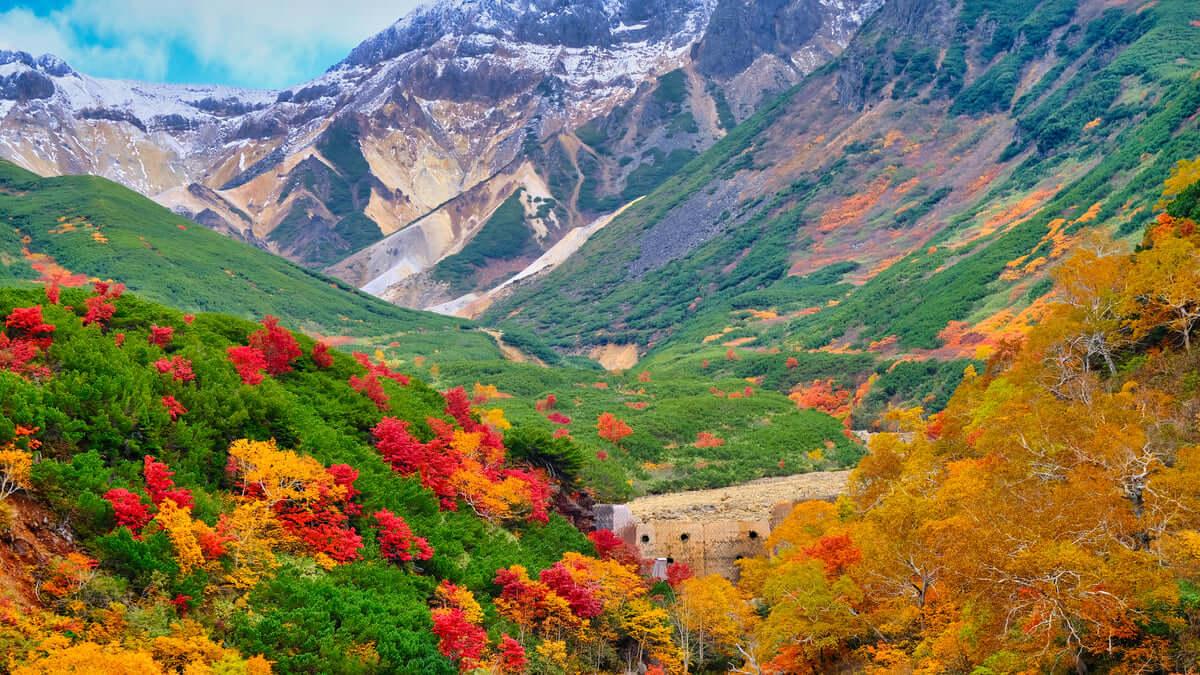 十勝岳温泉とは?温泉宿は3つだけ!北海道で一番標高が高い秘境温泉
