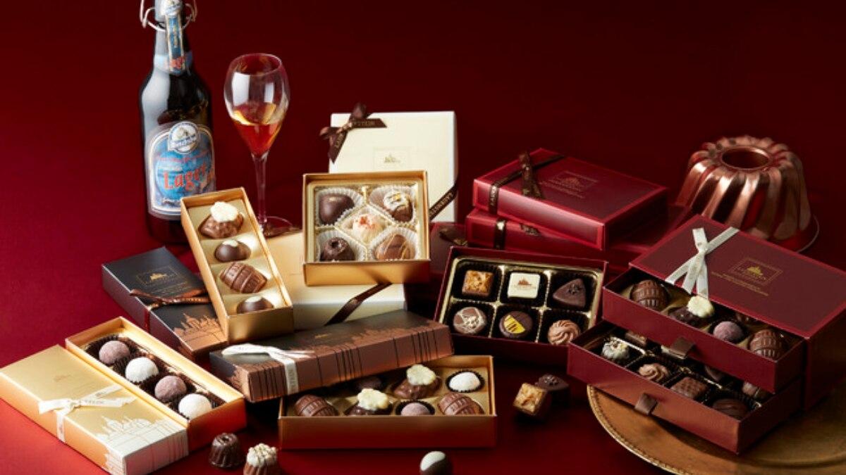【全国百貨店催事場】ルフトハンザドイツ航空のファーストクラスで提供される「ローエンシュタイン」のショコラが登場!