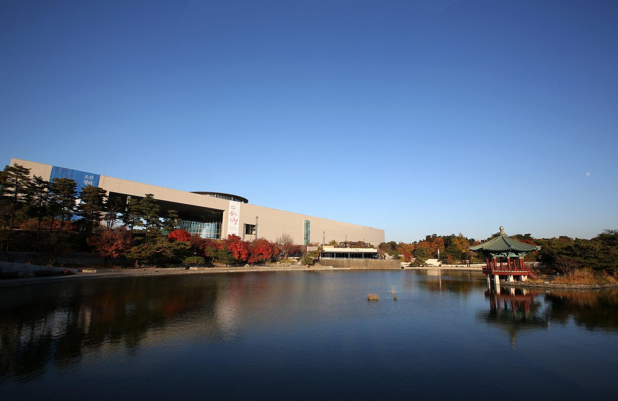 韓国・ソウルの国立中央博物館でアジア文化の知見を深めよう!