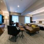 ダイワロイネットホテルのジュニアスイートルーム