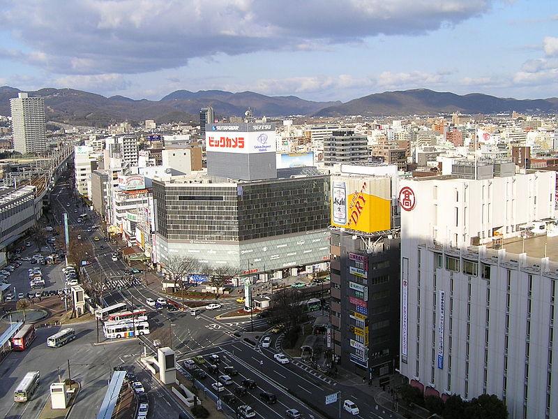 岡山県岡山市のおすすめ観光スポット7選!市内には歴史的名所がたくさん