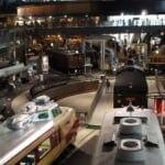 大宮 鉄道博物館の迫力ある展示