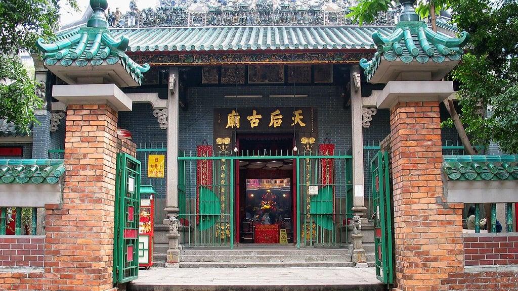 香港・油麻地(ヤウマテイ)の穴場パワースポット「天后廟」へ行ってみよう!