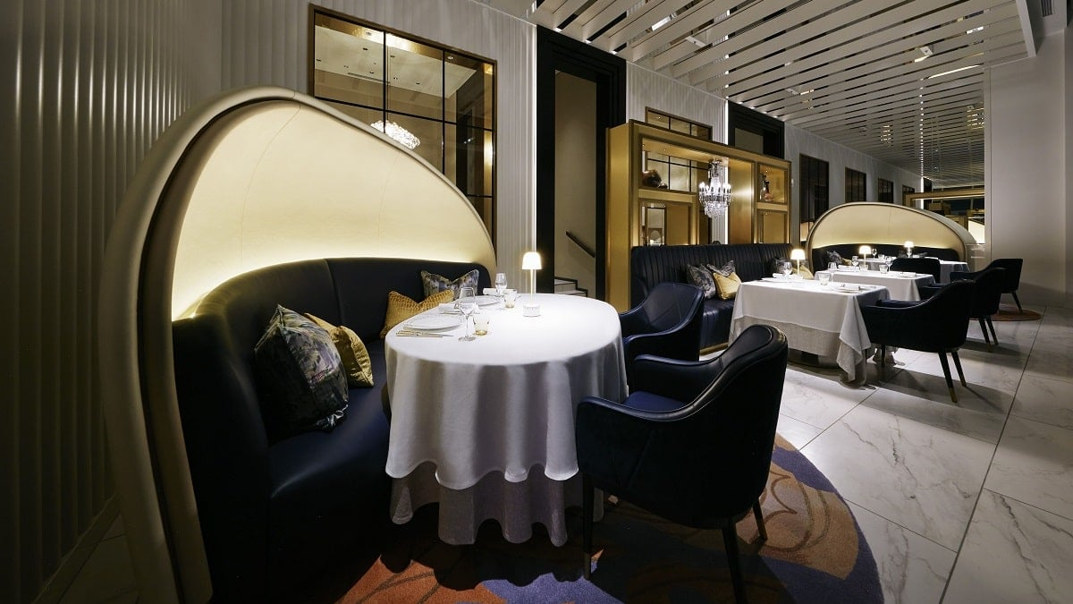 カハラ ホテル 横浜 レストラン