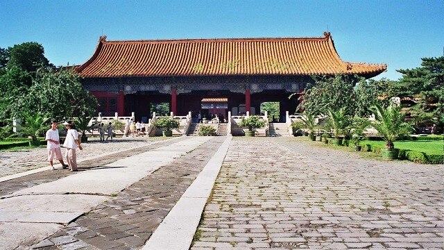 明・清王朝の皇帝墓群の画像 p1_16