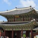 ソウルの景福宮にある興礼門