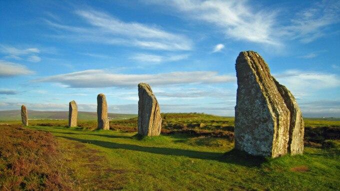 オークニー諸島の新石器時代遺跡中心地の画像 p1_32