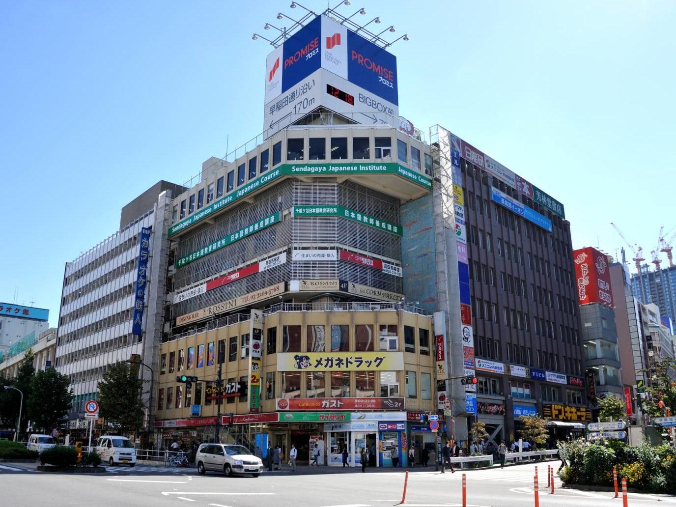 東京・高田馬場周辺のおすすめホテル|拠点にできたら嬉しい雰囲気の良い街