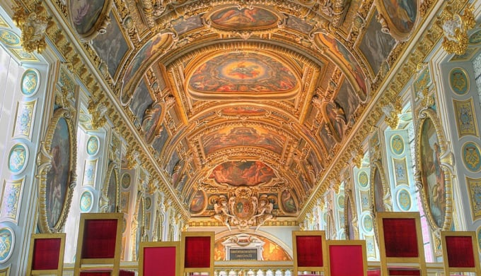 skyticket 観光ガイド歴代のフランス国王が愛した世界遺産!フォンテーヌブローの宮殿と庭園