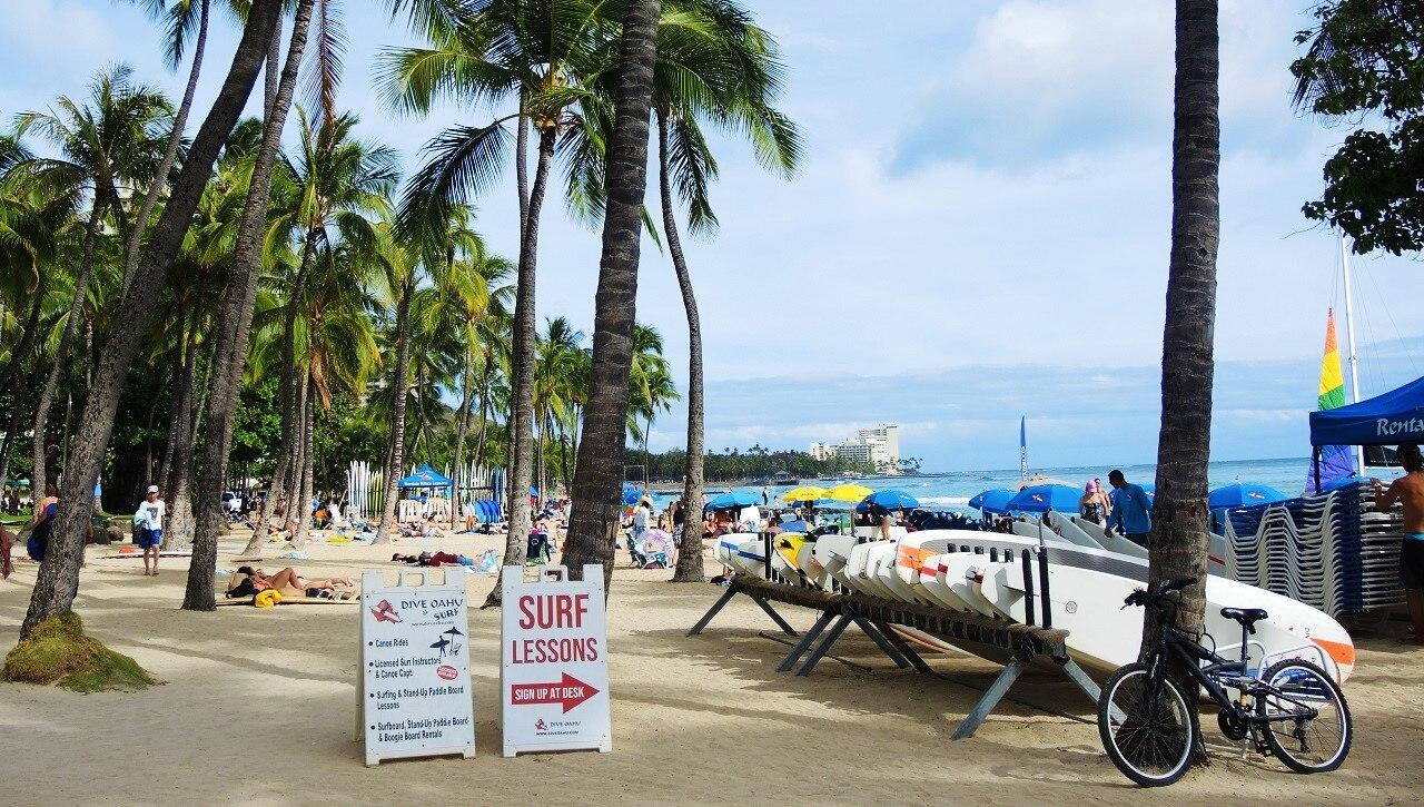 初めての人にもおすすめ!ハワイ・オアフ島を回った3泊5日モデルコース