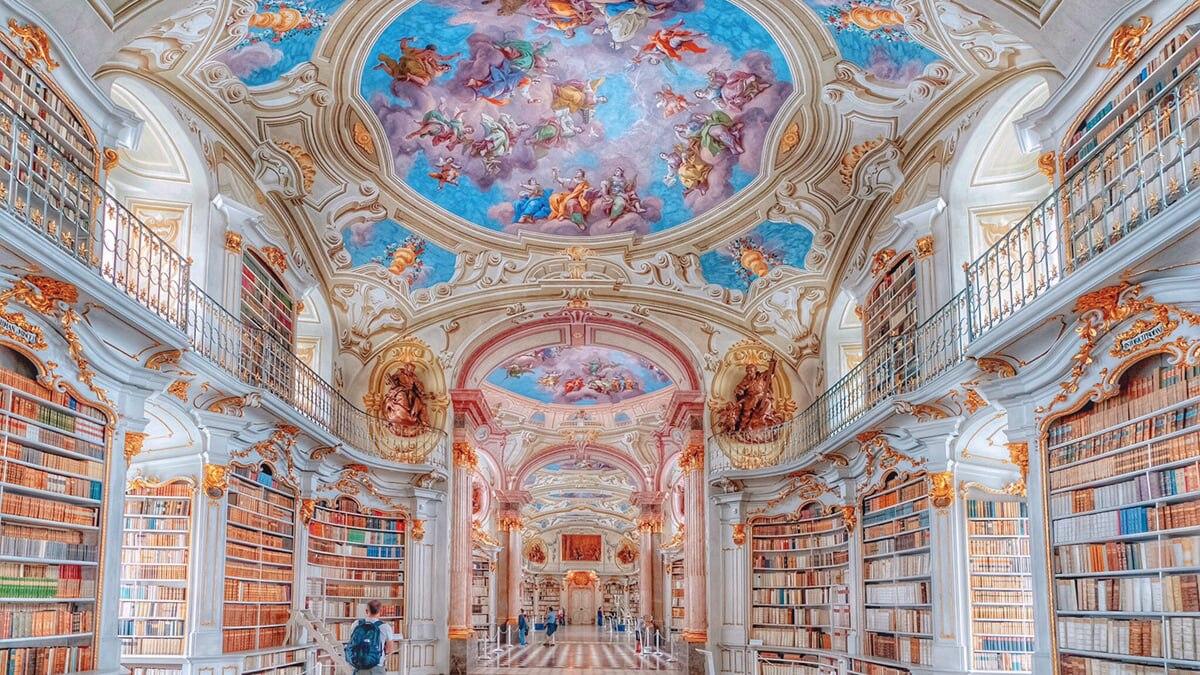 いつか絶対行きたい!美しい世界の図書館・書店 10選