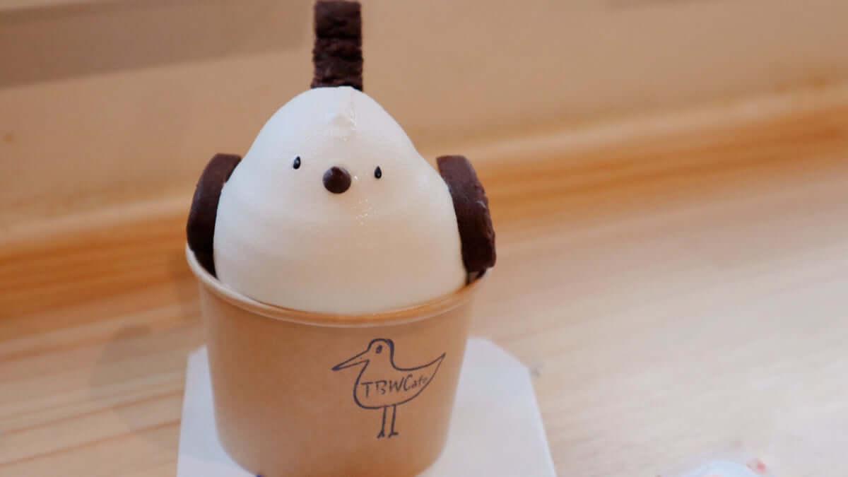 【北海道】シマエナガのソフトクリーム!野鳥と会える「ザ・バードウォッチングカフェ」