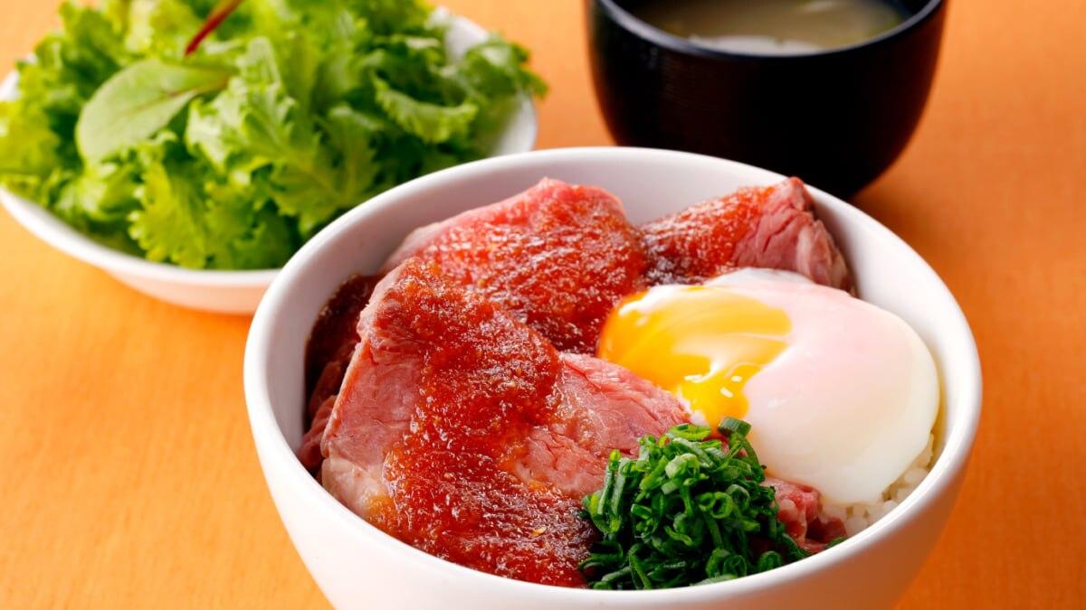 ローストビーフ丼がワンコイン《税込500円》。7種のランチメニューを札幌東急REI ホテルで美味しくオトクに♪2020年3/16~