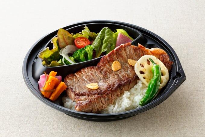 札幌東急REI ホテル「お部屋でランチ 11-3 寛ぎの4時間」オーストラリア産牛ロースのステーキ丼