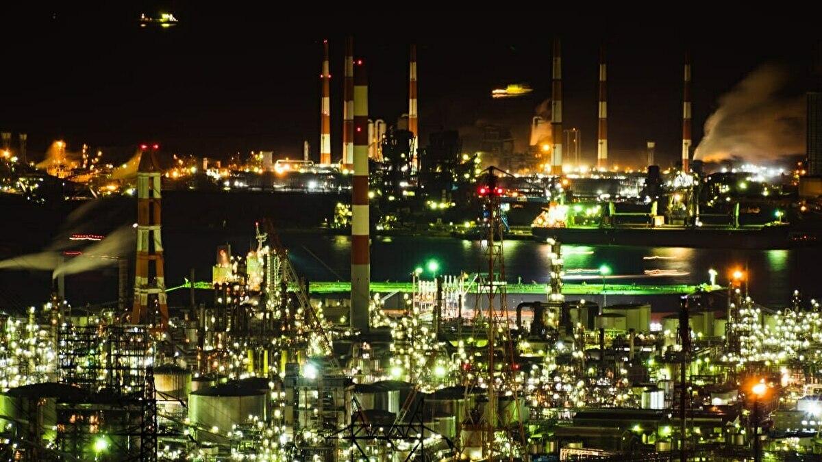 岡山の夜景といえばココ!水島コンビナートの工場夜景スポットを完全網羅!