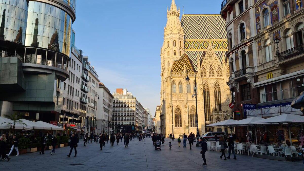 【コロナ禍の海外】オーストリア・ウィーンの今