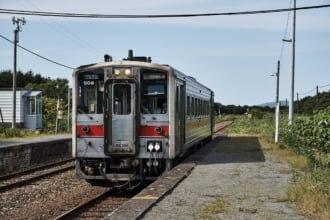 宗谷本線の普通列車(キハ54)