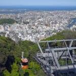 徳島のシンボル・眉山〜見下ろす徳島市
