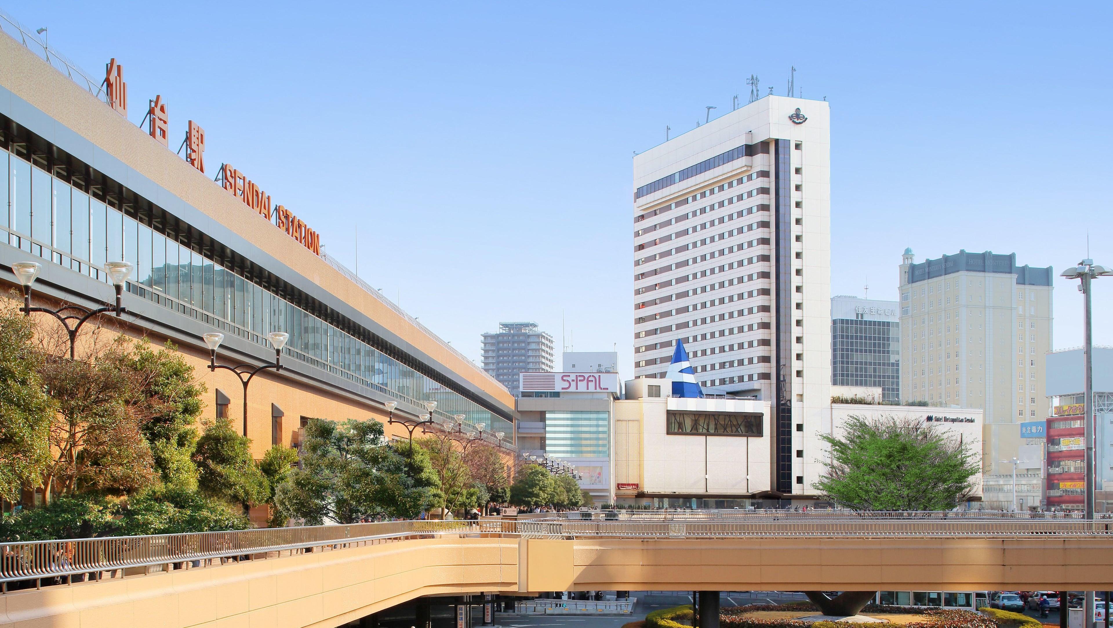 仙台のおすすめホテル10選|駅前・繁華街の老舗から郊外の新顔まで!