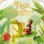 大人のための謎解き『フロッドと瓶の中のフシギな世界』