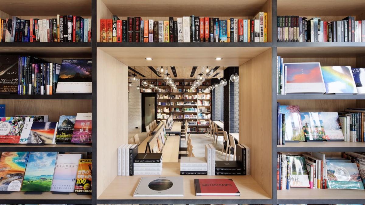 本が好きなあなたに。全国にあるブックホテル14選📚魅力とおすすめポイントをご紹介