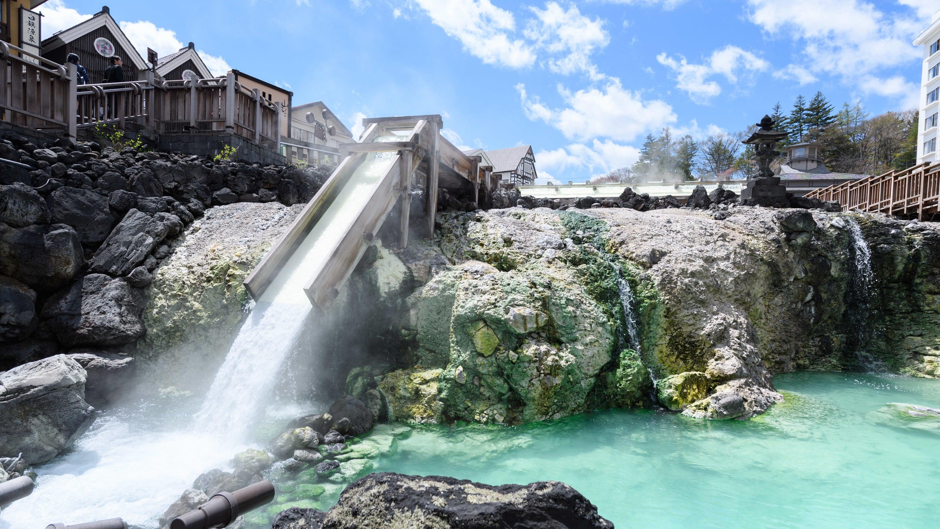 草津のおすすめホテル|日本を代表する3名泉草津温泉