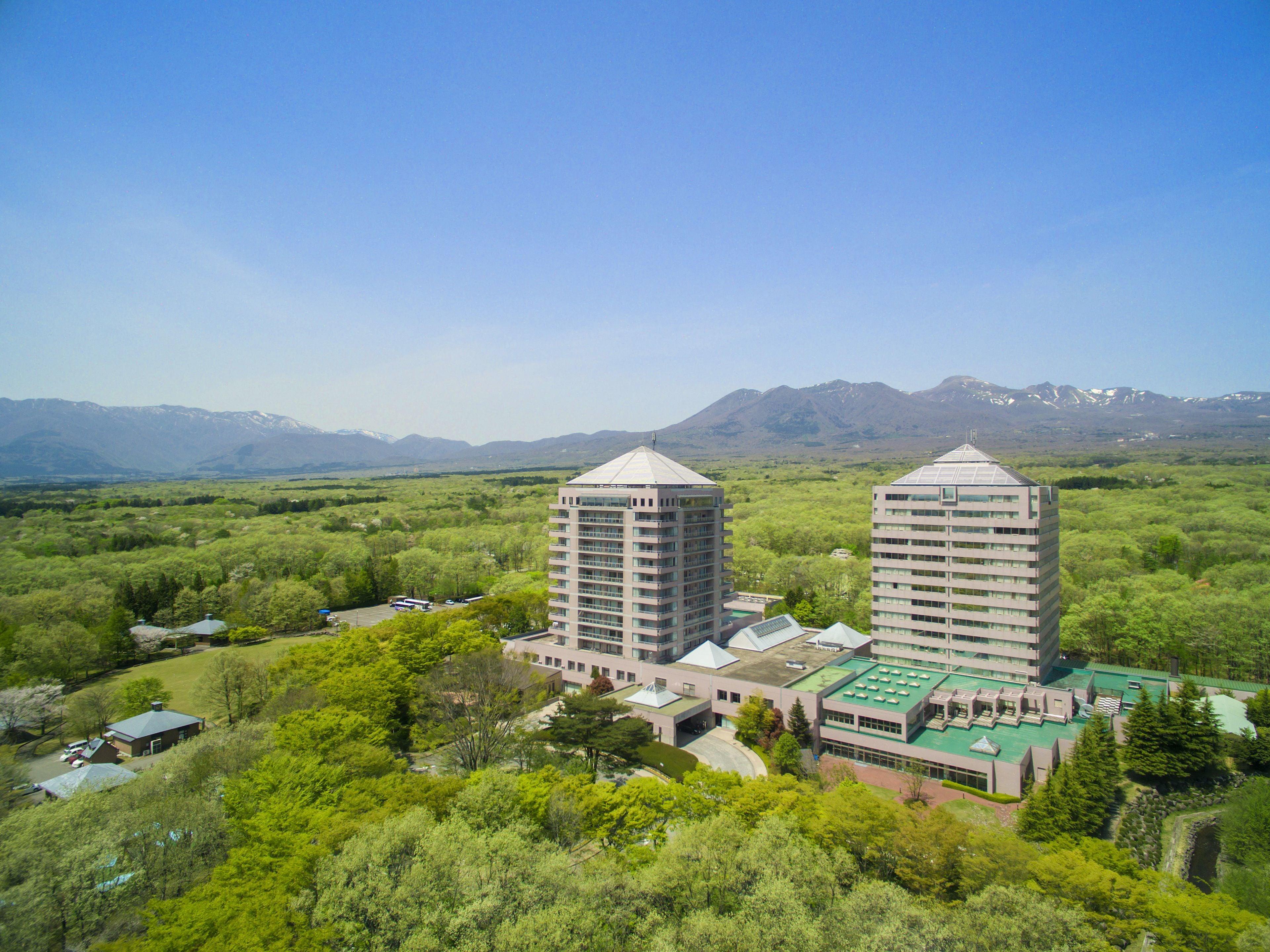 栃木県屈指のリゾート地・那須町に泊まろう!おすすめホテル10選