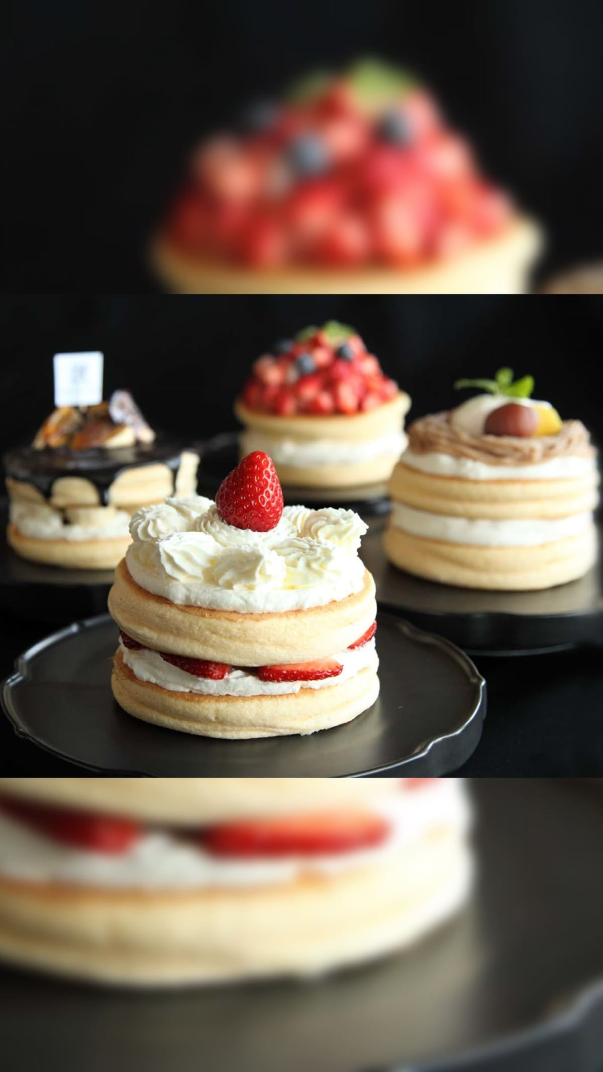 神泉・渋谷でおすすめのホットケーキのお店「椿サロン渋谷」