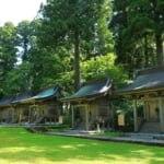 羽黒山の出羽神社