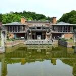 愛知県犬山市の博物館明治村