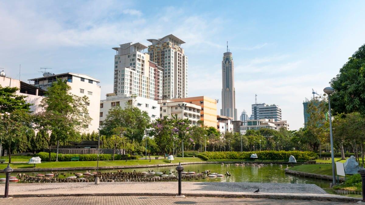 【旅行者が数多く立ち寄る】バンコクサンティパープ公園のおすすめホテルまとめ!
