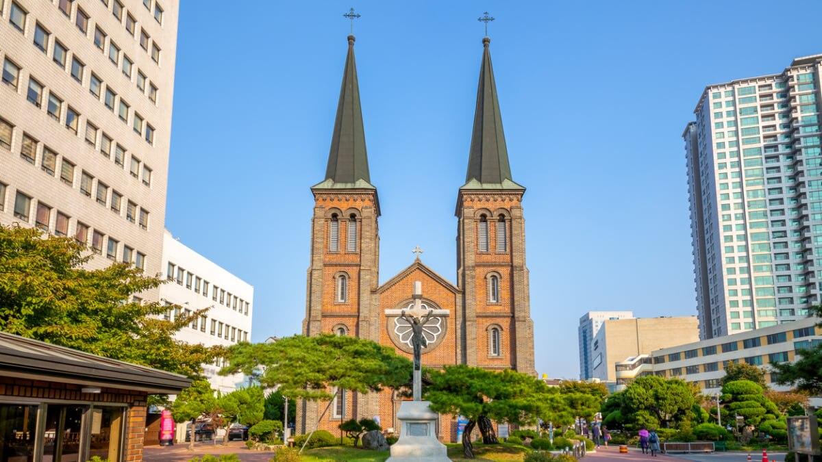韓国・大邱(テグ)の観光に便利!中区(チュンク)のおすすめホテル