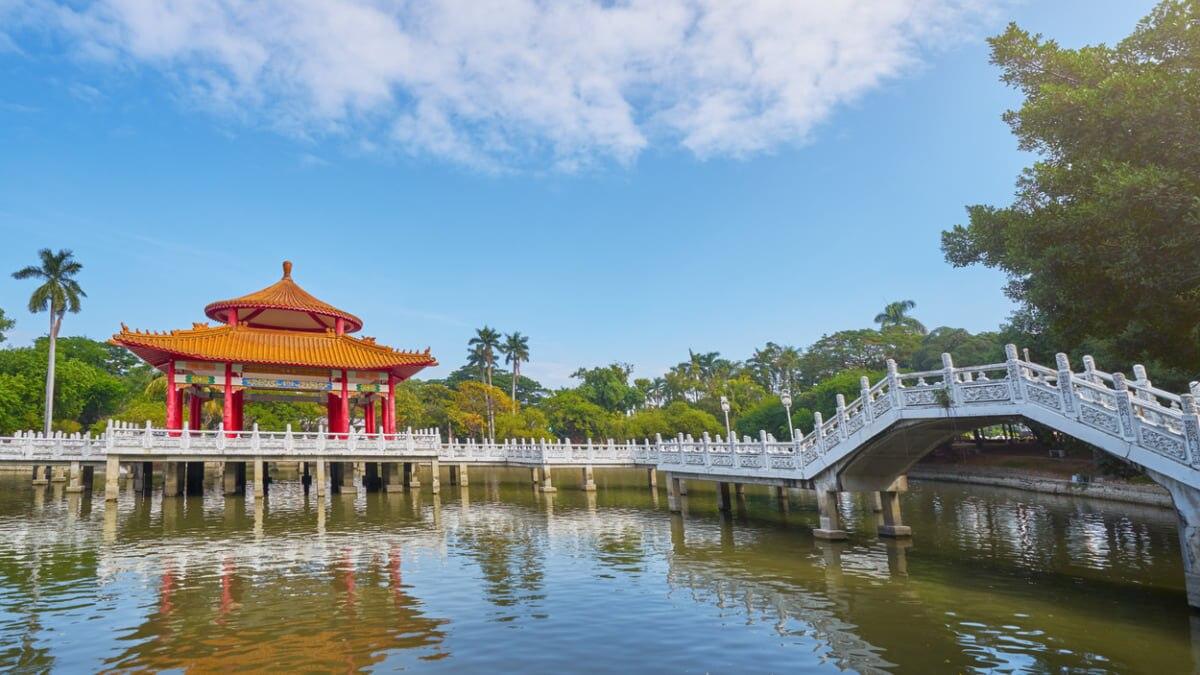 台南北(ベイ)区のおすすめホテル10選!花園夜市や台南公園が近い