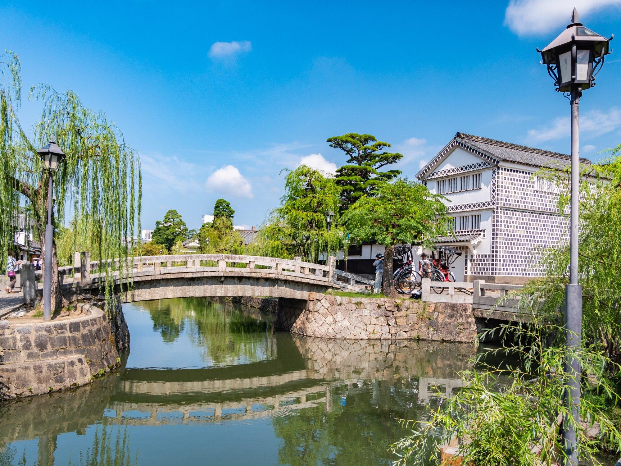岡山県観光の定番エリア!倉敷美観地区のおすすめスポットを完全網羅!